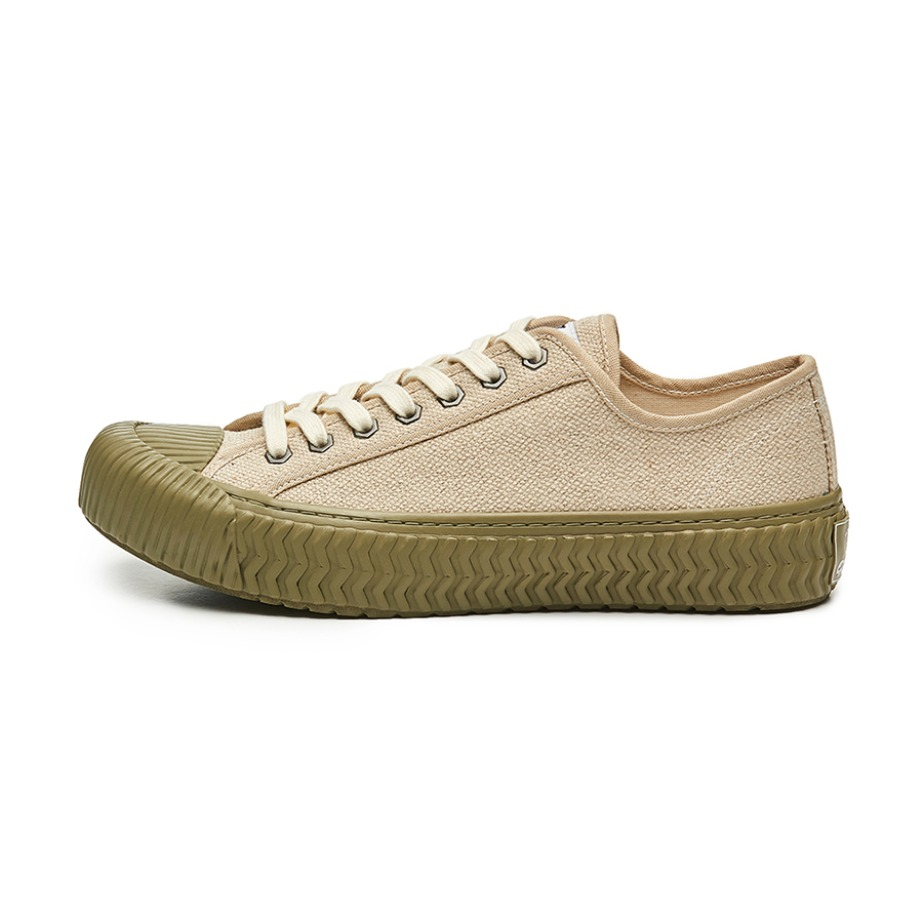 Bolt Lo Jute Canvas_CAPERS
